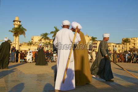 tahtib demonstration traditional form of egyptian