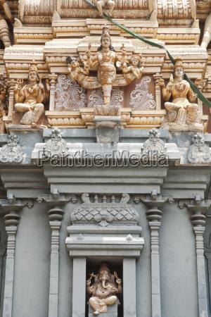 hindu temple sri muthumariamman thevasthanam matale