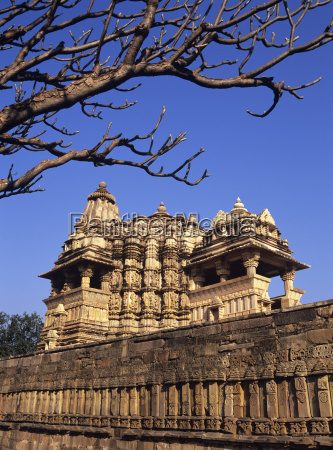 one of the chandela temples at