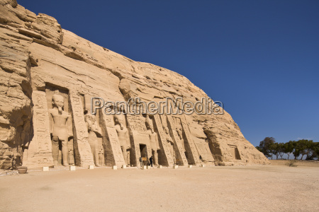 the temple of hathor at abu