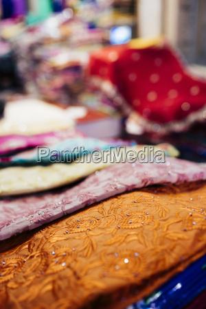 shastri textiles market at night amritsar