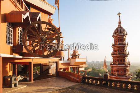 maruti temple panjim goa india south