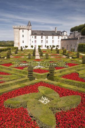 chateau de villandry unesco world heritage