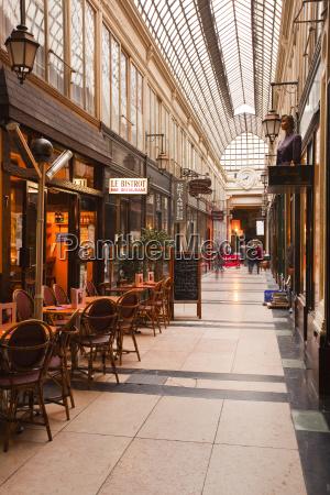 europa paris frankreich saeulengang fotografie photo