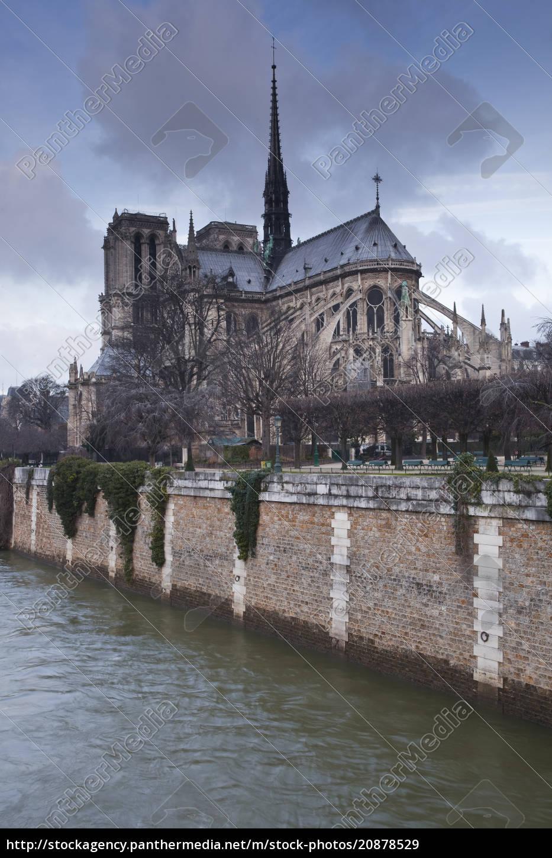 kathedrale, notre, dame, de, paris, paris, frankreich, europa - 20878529