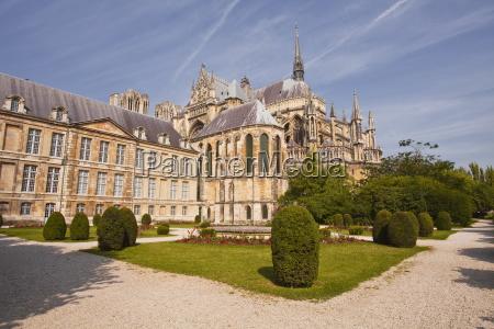 the palais du tau and notre