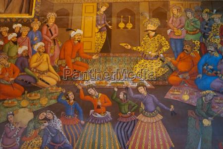 grabbeigabe fuer ruler von turkistan 1621