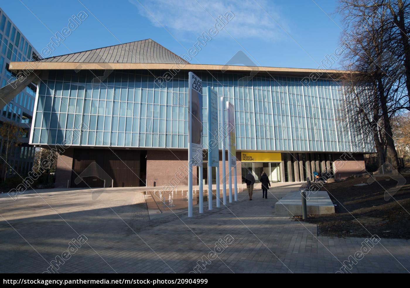 das, neue, design, museum, entworfen, von, oma - 20904999