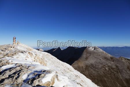 mount vihren 2945m pirin national park