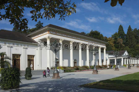 kurhaus and casino baden baden black