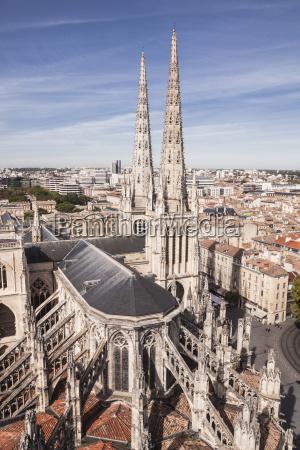cathedrale saint andre de bordeaux bordeaux