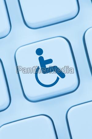 barrierefreies internet computer webdesign web online