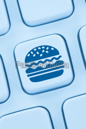 hamburger cheeseburger fast food essen online