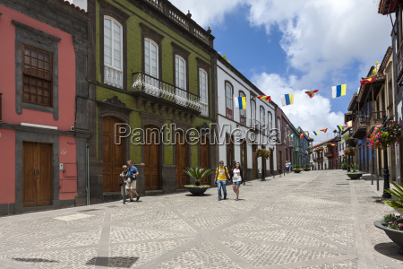 spain canary islands gran canaria old