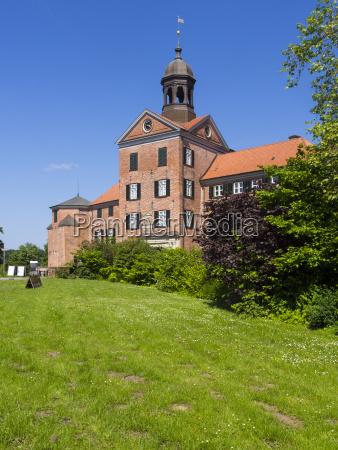 germany schleswig holstein eutin eutin castle