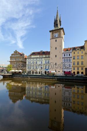 tschechische republik prag smetana museum