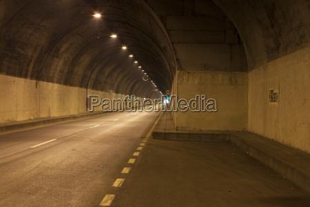 verkehr verkehrswesen tunnel portugal fotografie photo