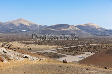 fahrt reisen nationalpark spanien kanaren blicke