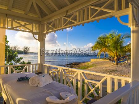 karibik jamaika runaway bay strandhaus fuer