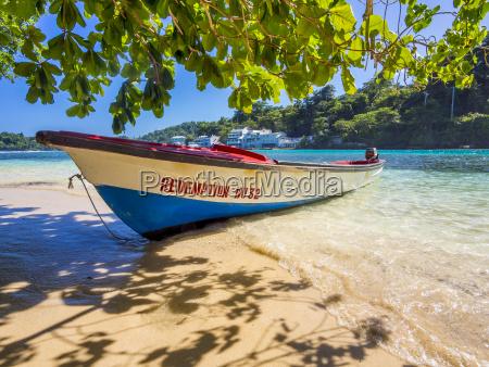karibik grosse antillen jamaika portland parish