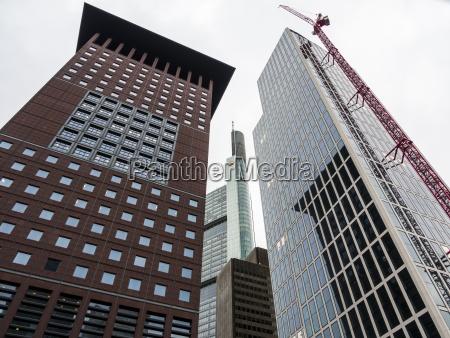 deutschland frankfurt am main hessen commerzbank