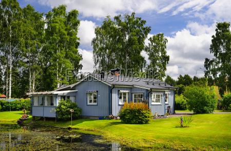 sweden smaland kalmar laen vimmerby residential