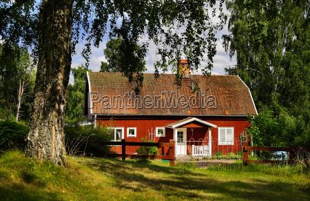 sweden smaland kalmar laen vimmerby mjoeshult