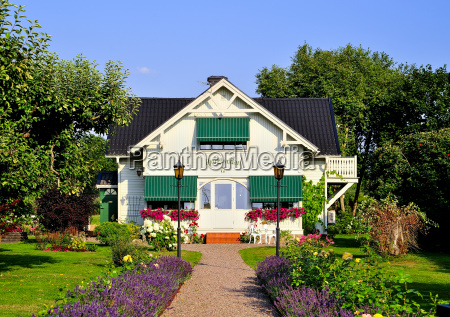 sweden smaland vimmerby residential house