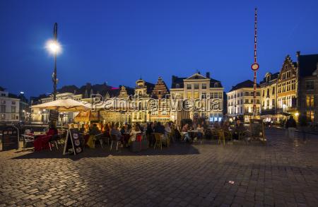 historisch geschichtlich tourismus altstadt abend platz