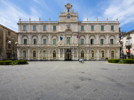 italien sizilien catania universitaet
