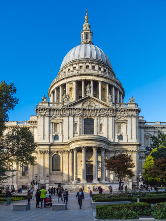 uk london st pauls cathedral