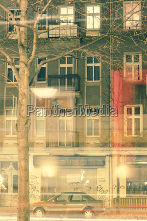 germany berlin prenzlauer berg street scene