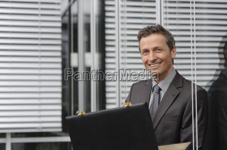 germany bavaria munich portrait of businessman