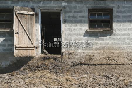 landwirtschaft ackerbau tor durchgang pforte portal