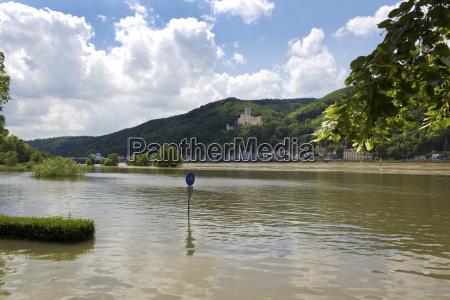 germany rhineland palatinate lahnstein high water