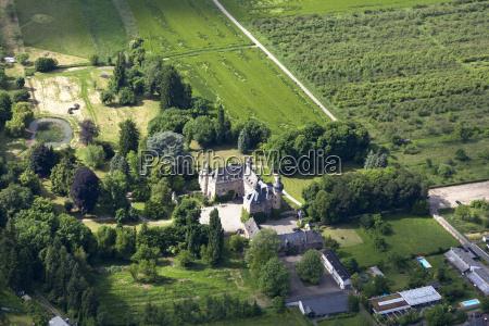 germany rhineland palatinate andernach view of