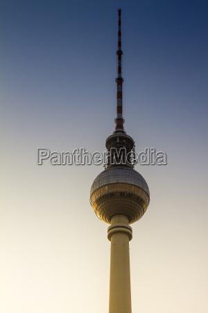 germany berlin berlin mitte view to