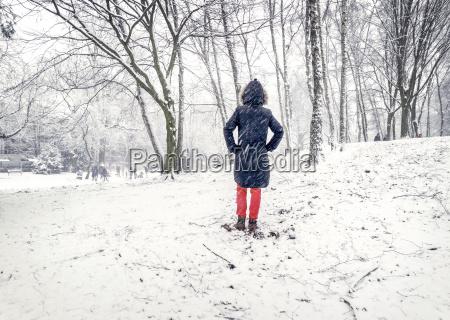 freizeit entspannung baum winter ruhe funkstille