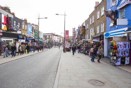 uk london camden market school class