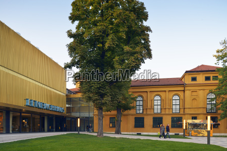 germany bavaria munich lenbachhaus