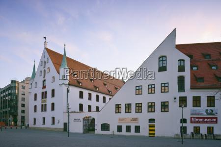 deutschland bayern muenchen stadtmuseum und filmmuseum