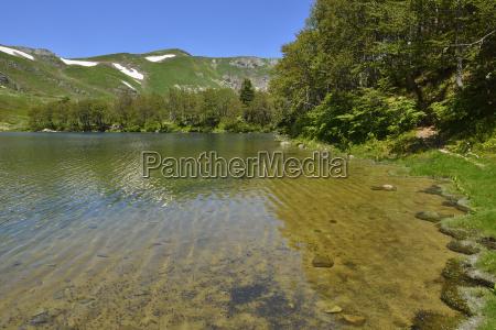 montenegro biogradsko jezero national park pesica