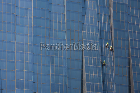 austria vienna donau city window cleaners