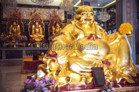 religion tempel statue skulptur buddha golden