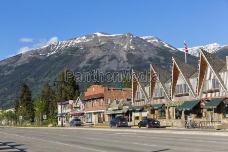 canada alberta rocky mountains jasper national