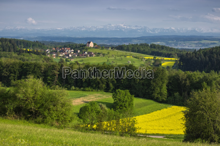 germany baden wuerttemberg constance district view