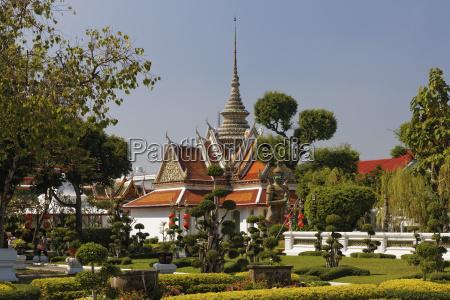 thailand bangkok temple wat arun