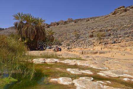 algerien tassili n ajjer nationalpark gruppe