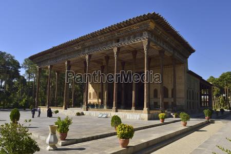 iran isfahan province isfahan safavid chehel