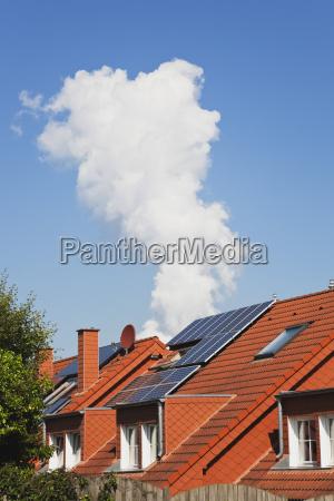 germany north rhine westphalia solar panels